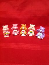 Care Bears Figures Lot Of 5! Great As Replacement