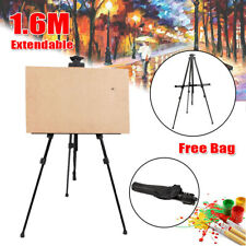 Fold Tripod Artist Painting Easel Wedding Display Stand Drawing Board +Carry Bag