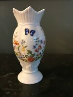 "Aynsley Cottage Garden 6""  Windsor Vase Fine Bone China - England  - New"