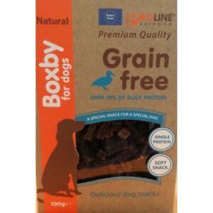 Boxby Grain Free Duck Treats