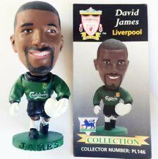 JAMES Liverpool Home (Green Shirt) Corinthian Headliner Loose/Card PL146