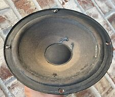 "NICE 1970 AR-4X Acoustic Research 8""  Speaker ALNICO Driver ~ 6.2 DCR"