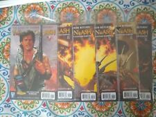 Freddy Vs Jason Vs Ash The Nightmare Warriors #1-6 A Covers