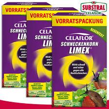 Substral Celaflor 3 x 4 x 250 g Schneckenkorn LIMEX