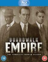 Boardwalk Empire - Season 4 [Blu-ray] [Region Free] [DVD][Region 2]