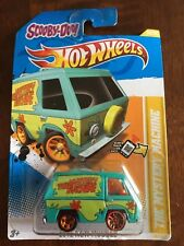 "Hot Wheels 2012 ""The Mystery Machine""  FACTORY MISTAKE"