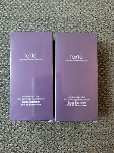 Tarte amazonian clay full coverage foundation Shade 46s (if used no returns