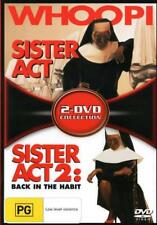 Sister Act / Sister Act 2: Back in the Habit - DVD (NEW & SEALED)