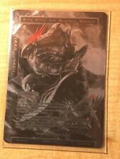 FORCE OF WILL   KIRIK RERIK THE DRACONIC WARRIOR/TSW-045/JR (UBER RARE)<NM/MINT<