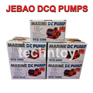 JEBAO DCQ UPDATED WAVE PUMP (3500-10000) 4-POLE QUIET FREQUENCY CONVERSION PUMP