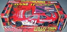 2001 Racing Champions 1:24 ELLIOTT SADLER #21 Motorcraft Taurus - Layin' Rubber