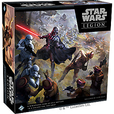 FANTASY Flight Games Star Wars: LEGIONE Core Set