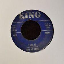 LISTEN MP3 R&B Ivory Joe Hunter King 5166 I Like It and Jealous Heart
