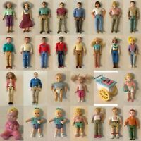 Loving Family dollhouse TEEN BOY BROTHER DOLL YOUNG DAD figure Fisher Price