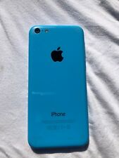 Apple Phone Mid Frame Assembly For iPhone 5C blue