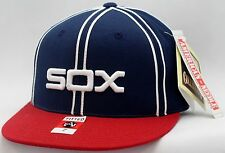 Chicago White Sox Cooperstown Collection 1983 Logo Lined Fitted Hat A100083 b01e7aa591e6