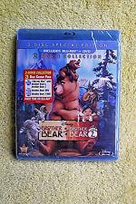 BRAND NEW/SEALED 3 DISC BLU-RAY & DVD SET! BROTHER BEAR & BROTHER BEAR 2, DISNEY