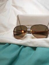 40b6785d46cad Autêntico MICHAEL KORS Aviador Óculos De Sol Chelsea