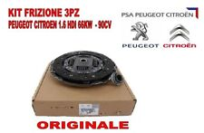 KIT FRIZIONE ORIGINALE CITROEN C3 C4 BERLINGO JUMPY XSARA 1.6 HDI 1611269280