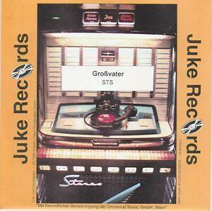 "7"" STS Großvater Grossvater VINYL JUKE RECORDS"
