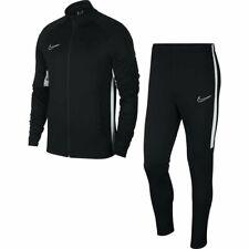 New Nike Mens Dry Academy Full Tracksuit Bottom Zip Jacket Pants Football Traini