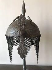 Indo Persian Ottoman Mughal Islamic  Helmet Khula Khud