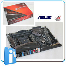 Placa base ATX Ryzen X370 ASUS CROSSHAIR VI HERO Socket AM4 con Accesorios