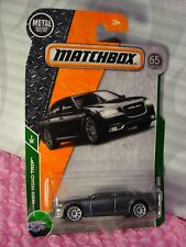 2018 Matchbox #9 '15 CHRYSLER 300 ☆gray☆ROAD TRIP☆65TH Anniversary☆case G