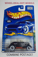 HOT WHEELS 2001 RAT RODS '33 ROADSTER RARE COLLECTABLE NO.058 MOC!