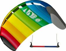 HQ Symphony Beach III 1.3 Sport Lenkmatte / Drachen /  Matratze  Regenbogenfarbe