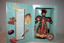 Chinese Empress Barbie Doll Great Eras Collection NRFB #16708
