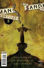 Sandman Overture #5 Dave McKean Cover B Comic Book Vertigo First Printing