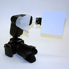 Pro XL 320EX bounce flash diffuser for Canon 430EX 580EX II 600EX RT Speedlite