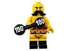 LEGO MINIFIGURES SERIES 17 CIRCUS STRONGMAN