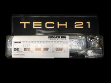 Tech 21 Bass Fly Rig 5 SansAmp Multi-Effects Guitar Pedal