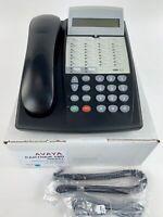 Partner 18D Euro Series 2 Black Avaya Phone - Bulk