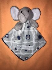 New listing Security Blanket Petite L'amour Elephant Lovely Plush Baby Toy