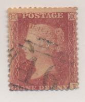 Great Britain Stamp Scott #11, Used