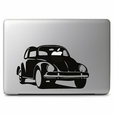 Apple Driving Old Vw Beatle for Macbook Air/Pro Laptop Vinyl Skin Decal Sticker