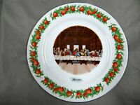 Florida - The Last Supper  - Decorative Collector Plate - vintage