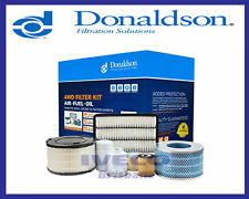 Donaldson 4WD Filter Kit Holden Colorado RG 2.5L 2.8L Turbo D 06/12 on X900050