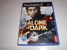 PLAYSTATION 2 ps2 alone in the Dark