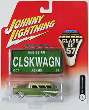JOHNNY LIGHTNING - CLASS OF 57 - 1957 CHEVY NOMAD rr #2