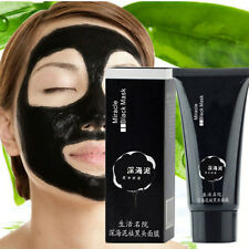 Nose Blackhead Remover Deep Cleansing Purifying Peel Acne Black Mud Face Mask
