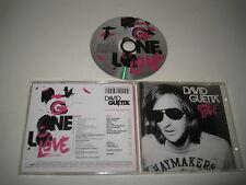 DAVID GUETTA/ONE LOVE(EMI/5099968511104)CD ALBUM