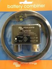 Victron Cyrix-ct 12/24 230 Amp Battery Combiner NEW With 5 year warranty