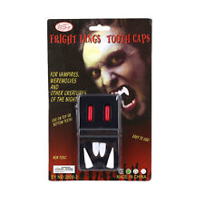 Halloween Vampire Fangs Teeth Adult Kids Cosplay Costume Prop Accessory