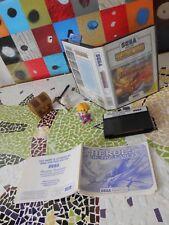 --- HEROES  OF  LANCE  - Complet  pOur Sega Master System   1991  --