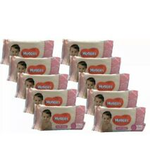Brand New Huggies Soft Skin Baby Wipes - 10 Packs of 56 Wipes