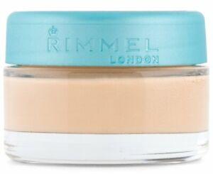 Rimmel Fresher Skin SPF 15 Breathable Natural Finish Foundation 8 Shades